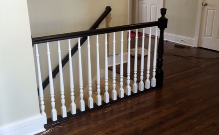 Ordinaire Staircase Railing